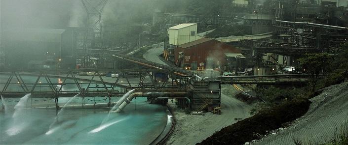 Suasana Lokasi Pertambangan Tembagapura Papua seperti planet lain!!