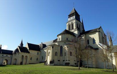 jalan jalan ke Perancis visit monumen sejarah Fontevraud