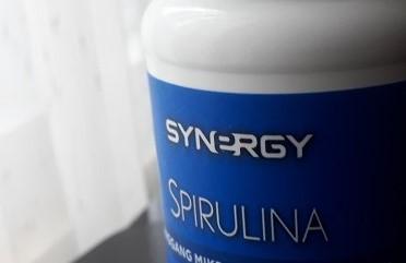 synergy spirulina  buat apa supplemen makanan untuk kesehatan ?