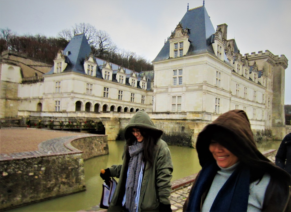Kastil Villandry , sebuah berlian di Sejarah Perancis , wajib kunjungi