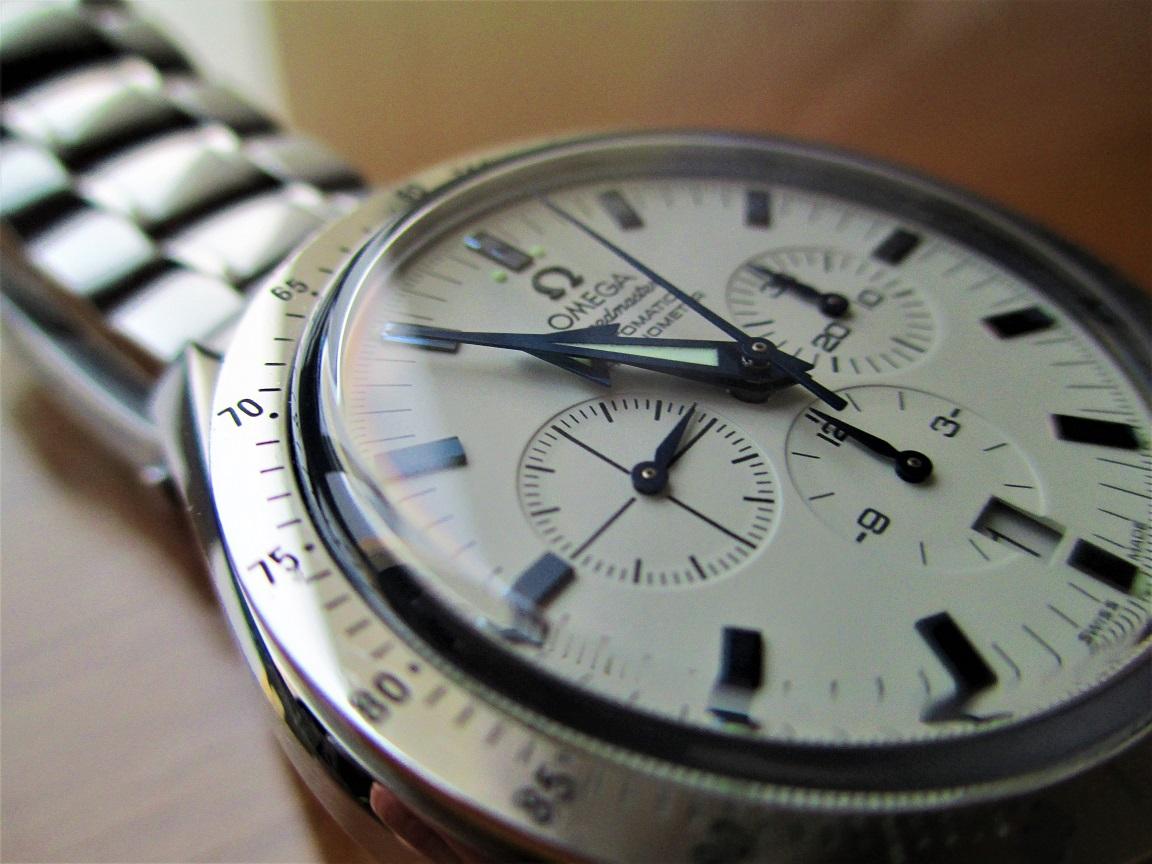 Jakarta adalah surga untuk hoby koleksi jam tangan saya