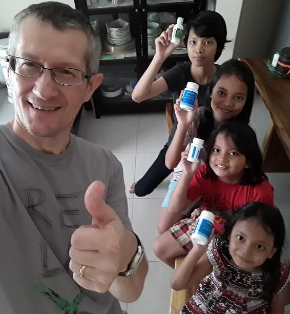 kelas anak Jakarta belajar smart detox seri pembuatan