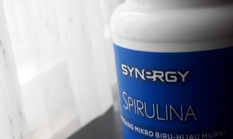 Spirulina ganggang superfood ajaib untuk kesehatan wajib di coba