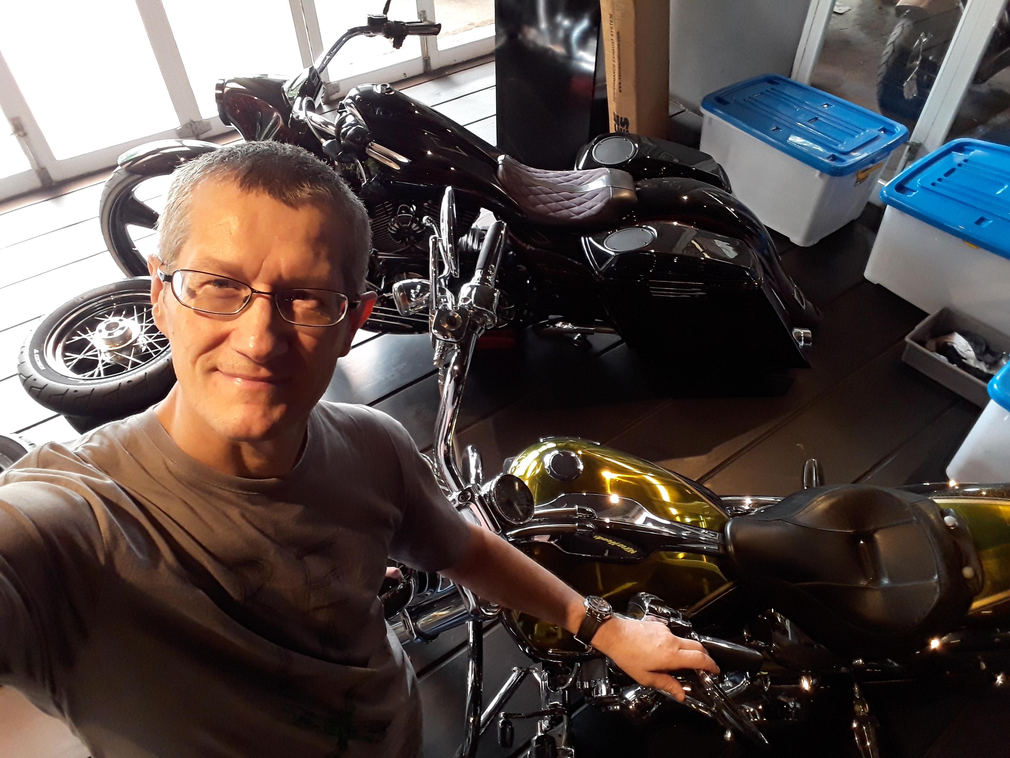 Toko Workshop Superbike