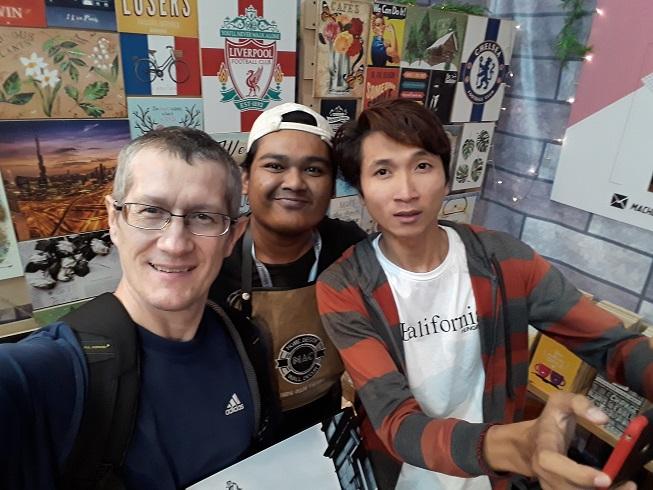 MR MAKER Cetakan Papan Kayu Jakarta Fair