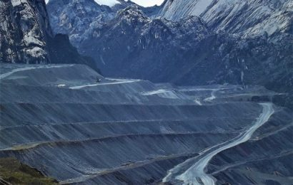 The Biggest Gold Mine in the World Look at Grasberg Papua
