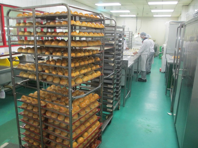 Bakery Technical Facts Production