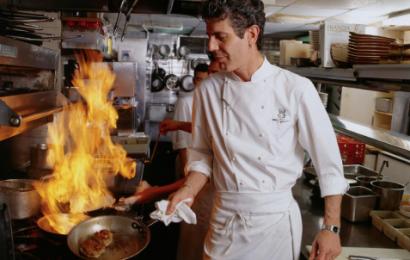 Chef Anthony Bourdain selebriti international telah meninggal Dunia