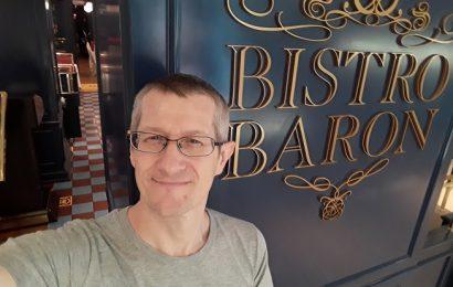 Bistro Baron Art Deco style Plaza Indonesia Jakarta