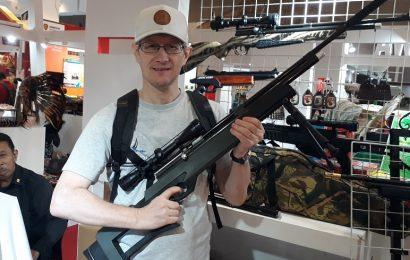 Jasa Senapan Angin untuk Perlombaan Menembak buatan Ebony Gun's