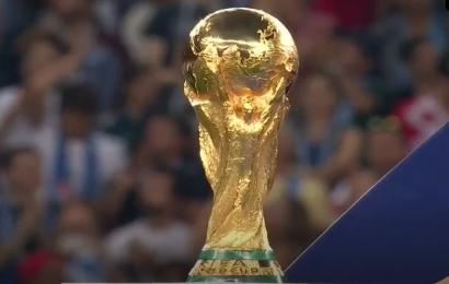 Tim Perancis Juara Dunia Bola Menang final 4-2 melawan Kroasia 2018 di Rusia