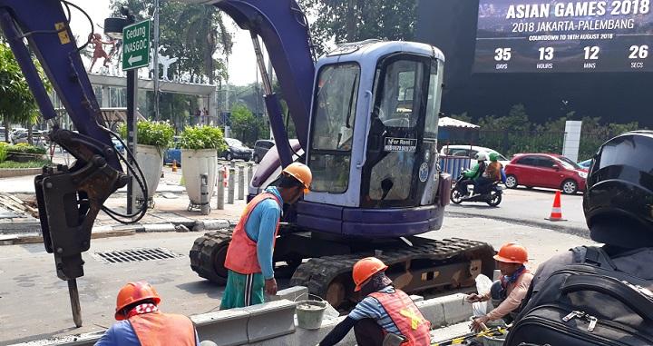Jakarta Melalui Proses Kecantikan