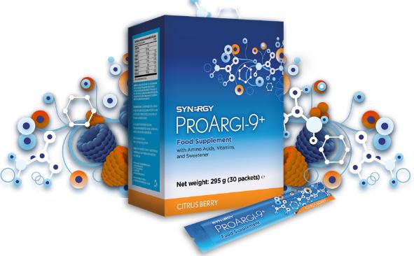ProArgi 9 Plus Suplemen