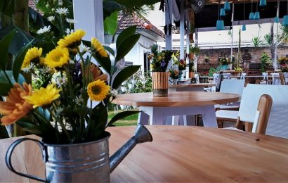 GREENHOUSE CAFE Canggu jl Pantai Berawa Bali Excellent food and comfort