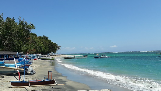 Lombok people still fear
