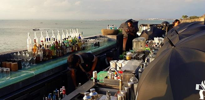 Rock Bar Ayana Hotel